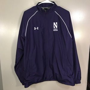 Women's Under Armour Northwestern Wildcats Jacket